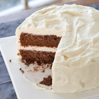 Cream Cheese Icing.