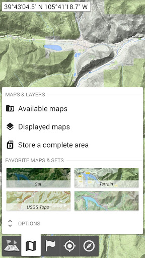 All-In-One Offline Maps 3.0b screenshots 2