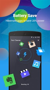 Fast Cleaner apk screenshot