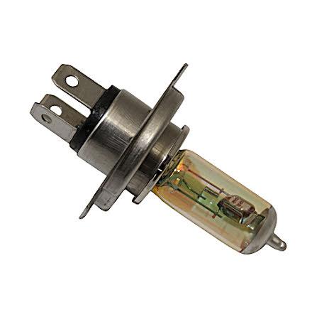 H4 incandescent lamp 12V 60/55W P43t, POWERWHITE