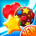 Candy Pop Charm - 2020 Match 3 Puzzle icon