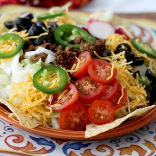 Taco Tuesday Salad.