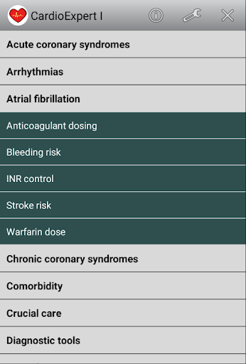 CardioExpert I 7.6.245 screenshots 2