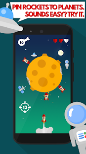 Space Settlers: Spinning wheel screenshot
