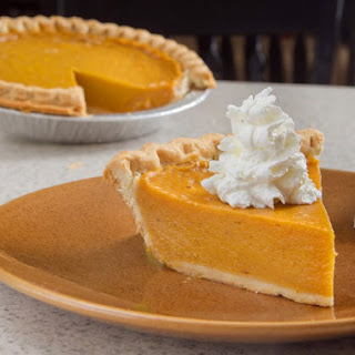 Diabetic Pumpkin Pie.