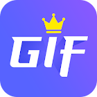 GIF maker, video to GIF, GIF editor, GIF camera icon