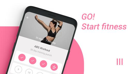 Workout Pro screenshot 3