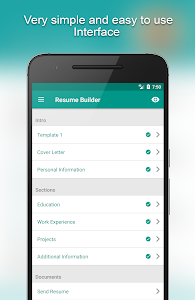 Resume Builder App 8 7 3 Pro Adfree Apk For Android