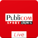 PUBLICOM Live - Sport Events icon