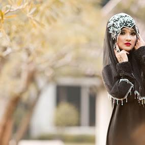 Arabian Hijab by Hendra Sulistyawan - People Fashion