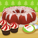 Baker Business 2: Cake Tycoon - Christmas Free icon