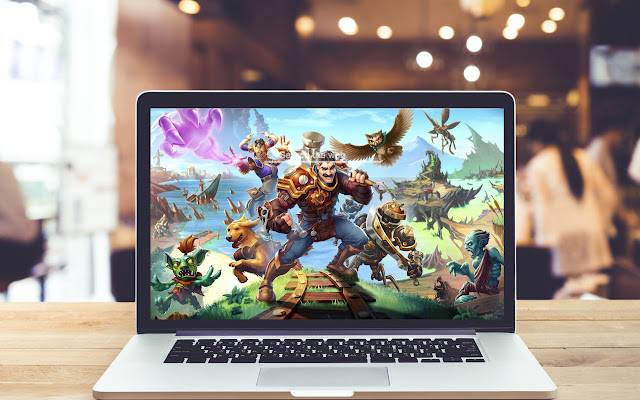 Torchlight 3 HD Wallpapers Game Theme
