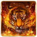 Truculent Tiger Live Wallpaper file APK Free for PC, smart TV Download