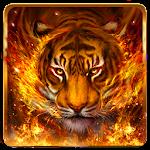 Truculent Tiger Live Wallpaper Icon
