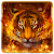 Truculent Tiger Live Wallpaper file APK for Gaming PC/PS3/PS4 Smart TV