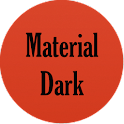 Material Dark Icon Pack icon