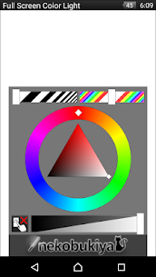 Full Screen Color Light 2
