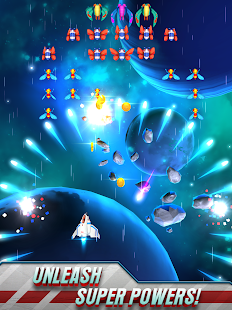 Galaga Wars- screenshot thumbnail