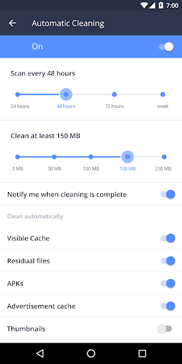 Avast Cleanup & Boost, Phone Cleaner, Optimizer 4.20.4 screenshots 8