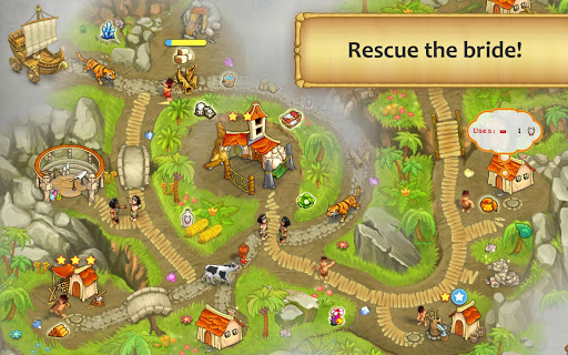 Island Tribe 3 screenshot 5