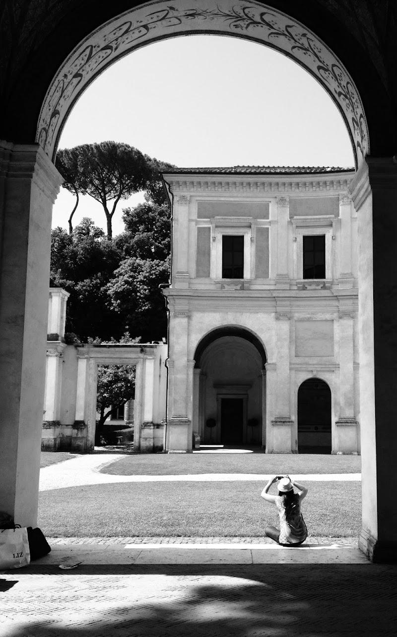 Museo Nazionale Etrusco di Villa Giulia  di PasqualeDeBellis