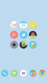 Flatro - Icon Pack Screenshot 2