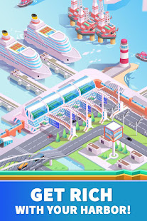 Idle Harbor Tycoon – Incremental Clicker Game 2