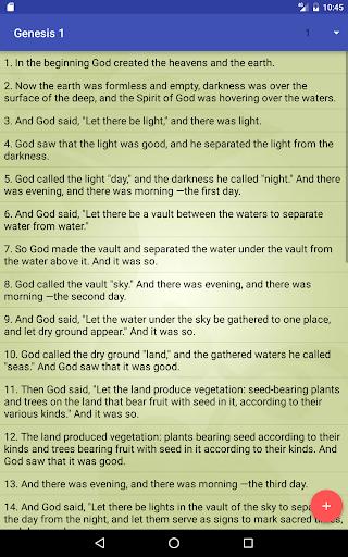 NIV Bible Free 9.0 screenshots 9