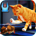 Rat Vs Cat Simulator:Pet Mouse icon