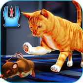 Rat Vs Cat Simulator:Pet Mouse