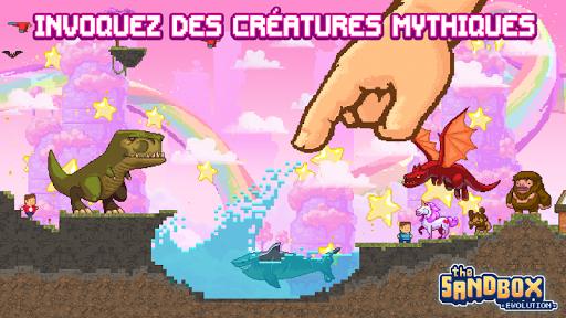 Code Triche The Sandbox Evolution - Créé tes Jeux en 2D ! APK MOD (Astuce) screenshots 5