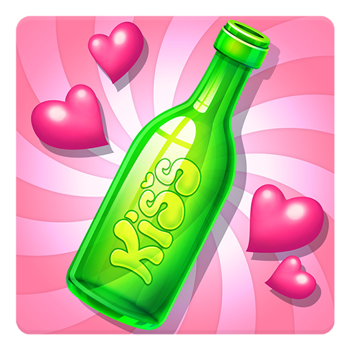 Kiss Kiss: spin the bottle (game)