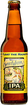 Logo of SweetWater Sweet Water IPA