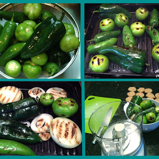 Poblano Pepper Side Dish Recipes