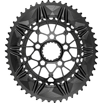 _OLD_Cliff Bar_DNU SpideRing Oval Direct Mount Chainring Set - 52/36t, Cannondale Hollowgram Direct Mount
