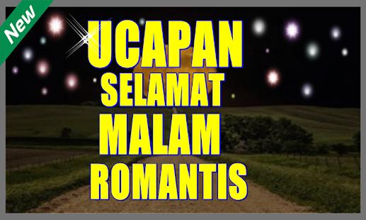 Kata Ucapan Selamat Malam Romantis Terbaru Slunecnice Cz