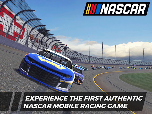 NASCAR Heat Mobile  gameplay | by HackJr.Pw 6