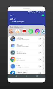 WOW Volume Manager – App volume control 2