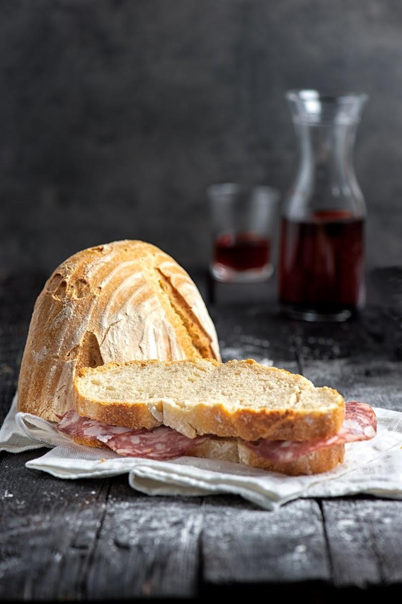 Pane e salame che passione! di franca111