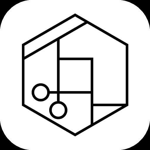 イロトカタチの公式アプリ