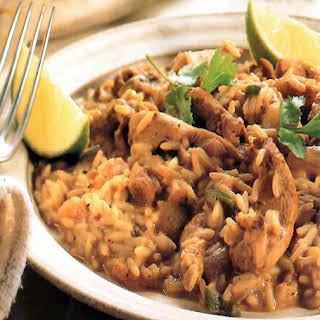 Slow Cooker Caribbean Peanut Chicken.