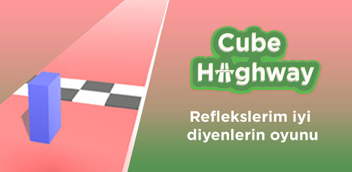 Cube Highway screenshot 1