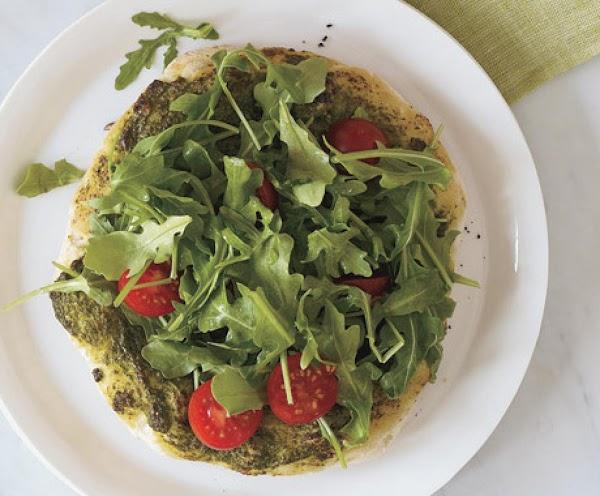 Arugula Salad With Lemon And Parmesan Dressing Recipe