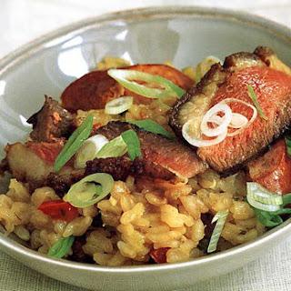Duck Jambalaya Recipe.