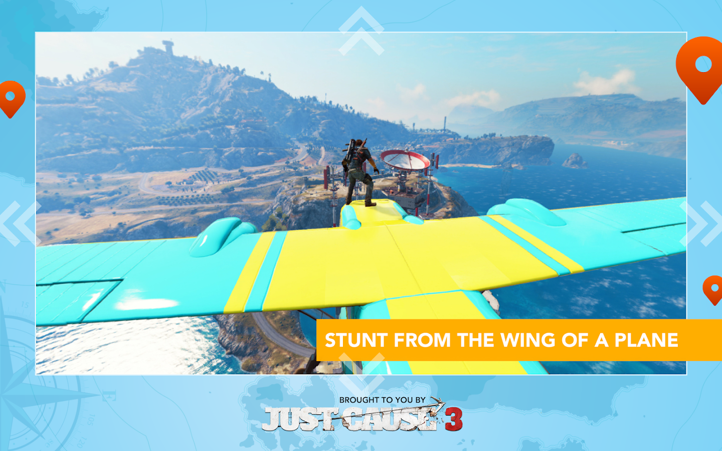 Just Cause 3: WingSuit Tour- screenshot
