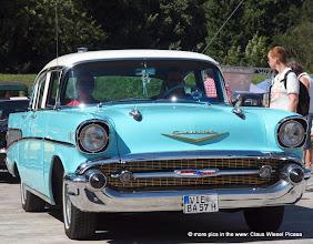 Photo: US-Car & Bike Show im Grefrather Eisstadion 18.08.2012
