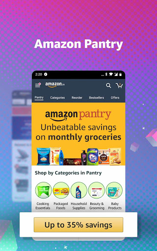 Amazon Shopping, UPI, Money Transfer, Bill Payment 20.18.0.300 Screenshots 2