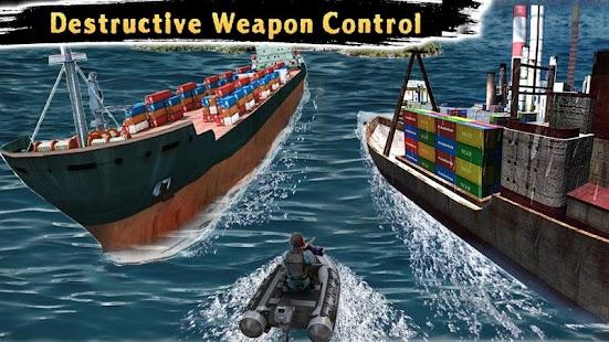 Commando Warship Shoot Combat - náhled