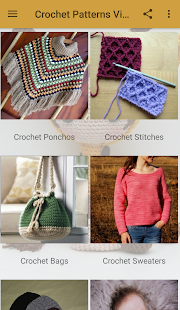 900+ Crochet Knitting Videos - Easy Patterns Guide - náhled