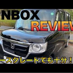 Nボックス JF3のカスタム事例画像 Handschannel@YouTubeさんの2020年10月15日12:39の投稿